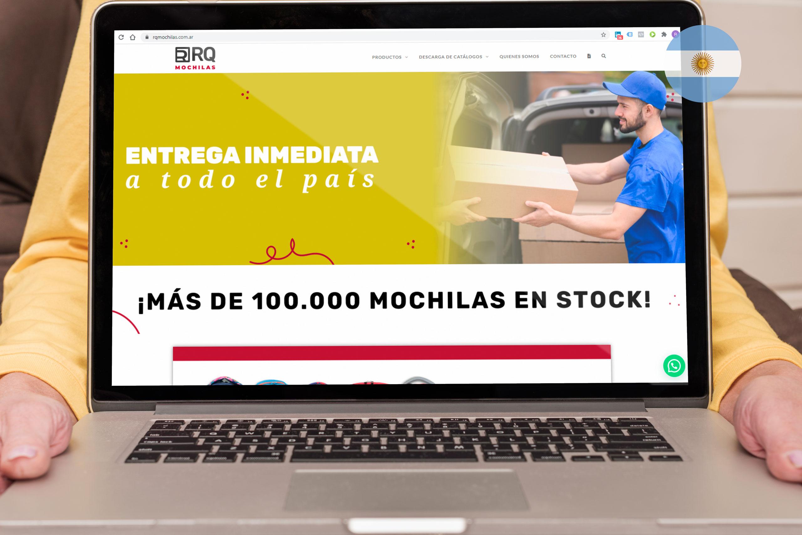RQ Mochilas